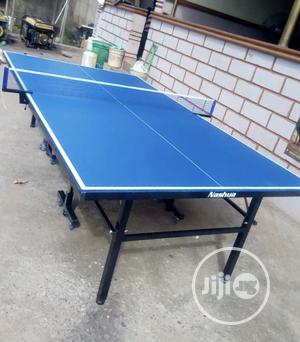 New Outdoor Table Tennis Board | Sports Equipment for sale in Lagos State, Ikeja