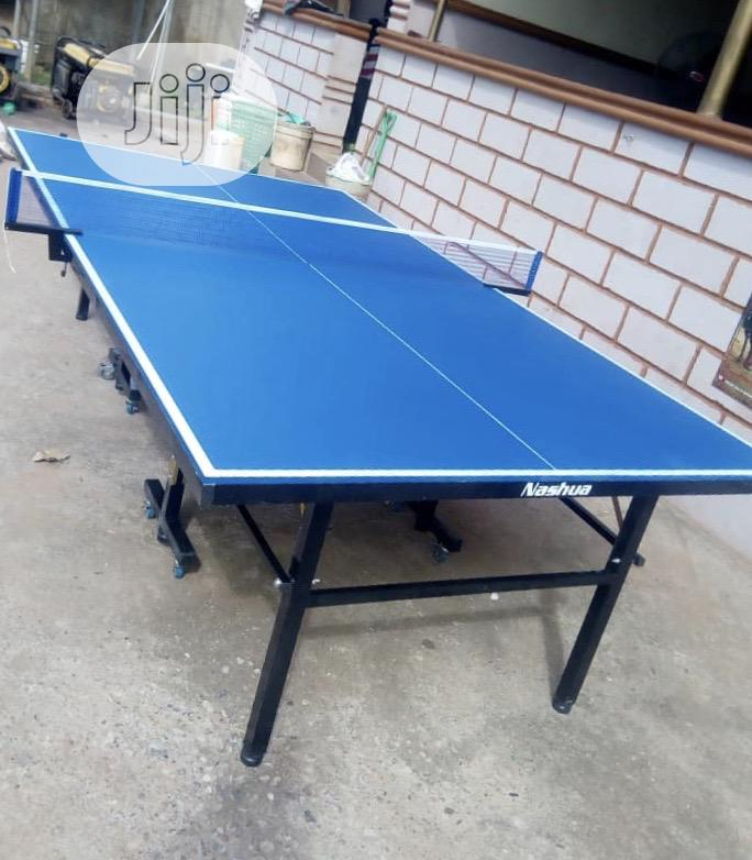 New Outdoor Table Tennis Board