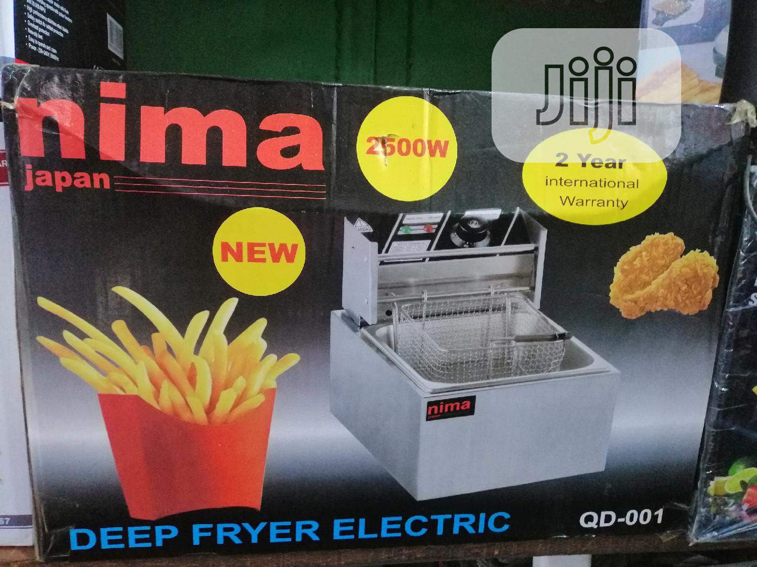 Archive: Nima Deep Fryer