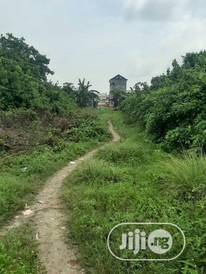 Archive: Half Plot of Land Very Closed to Express 4sale at Otunla,After Bogige.