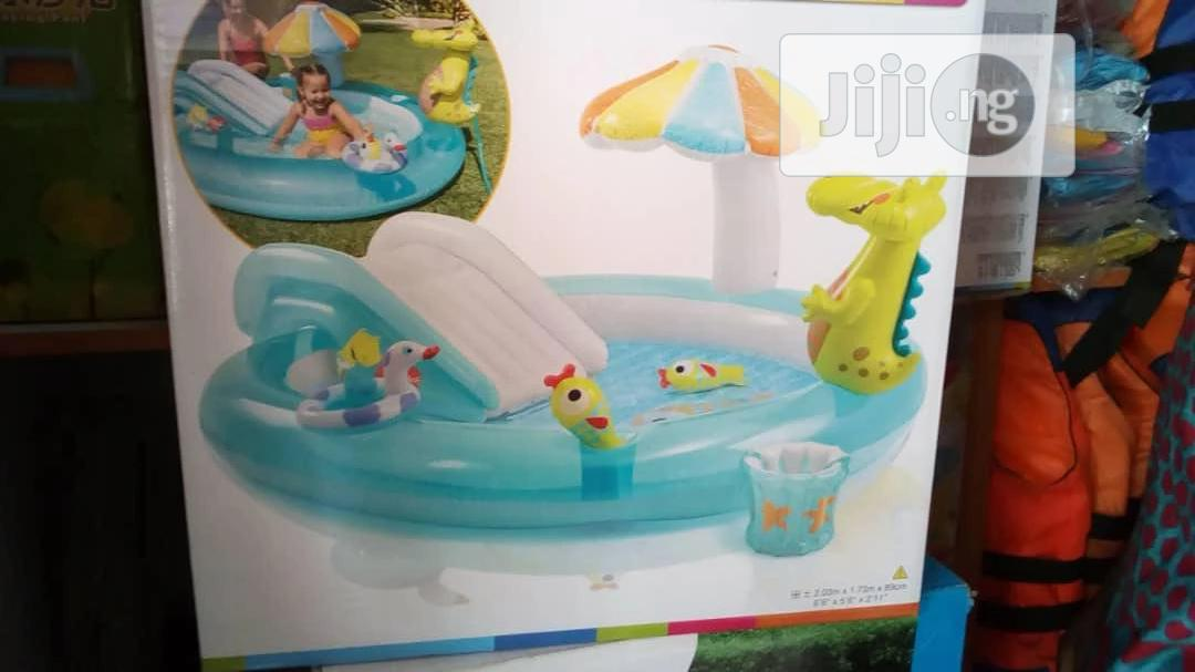203 Inches Baby Pool