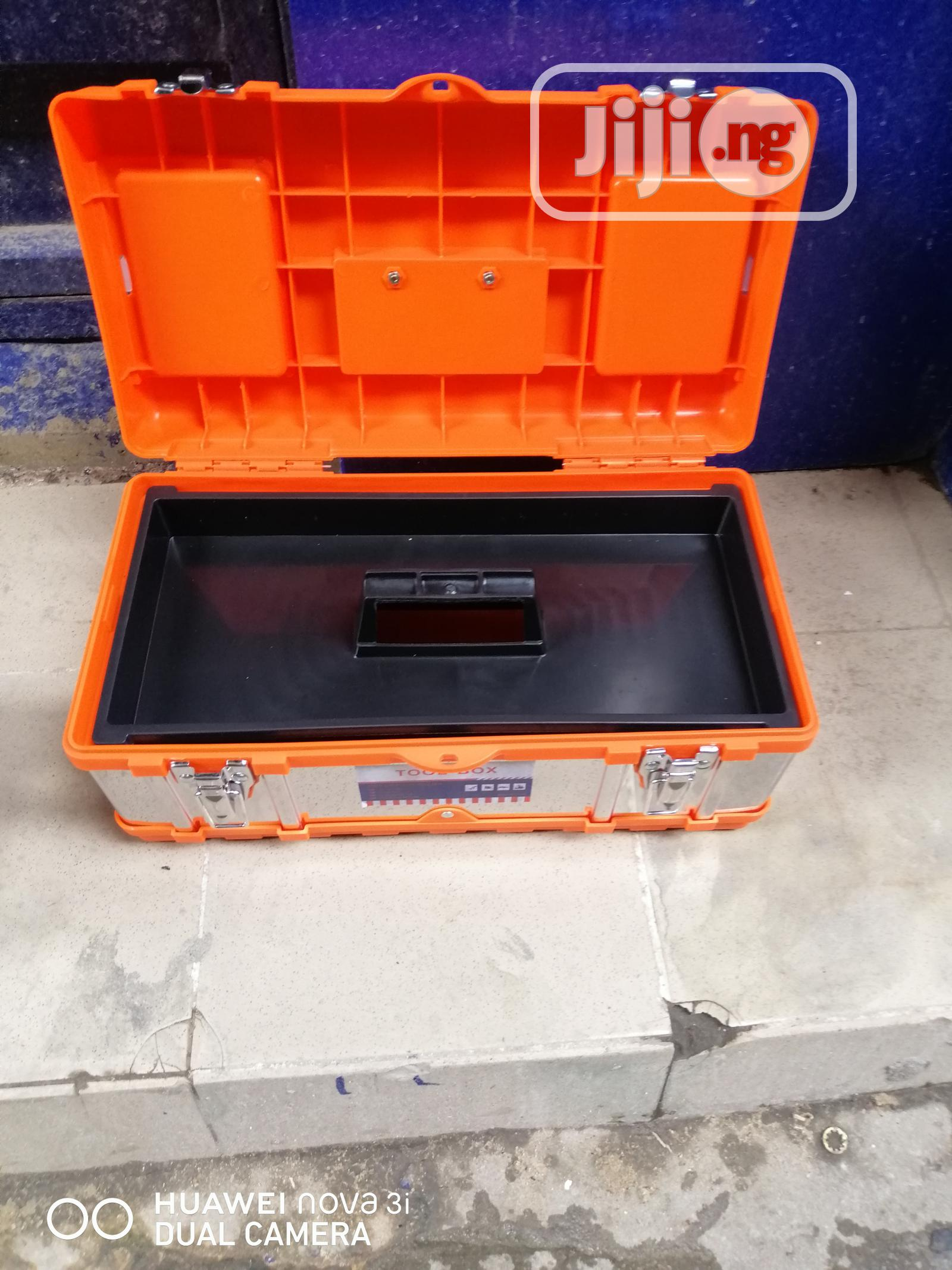 Empty Tools Box 19 Inches   Hand Tools for sale in Ojo, Lagos State, Nigeria
