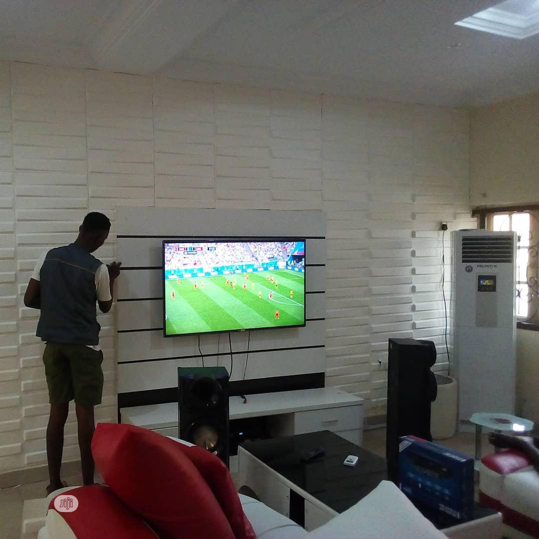Installation of Wallpapers and 3D Panel | Building & Trades Services for sale in Garki 1, Abuja (FCT) State, Nigeria