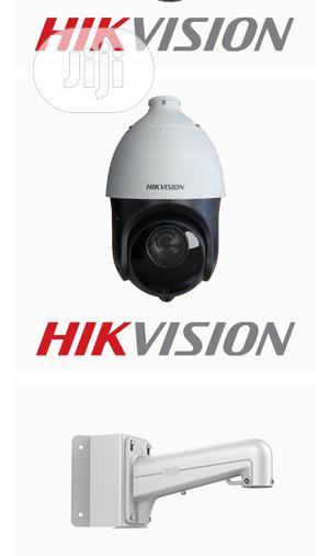 Hikvision Ptz CCTV Dome 2mp Optical Zoom Hd100m Night Vision Outdoor | Security & Surveillance for sale in Lagos State, Ikeja