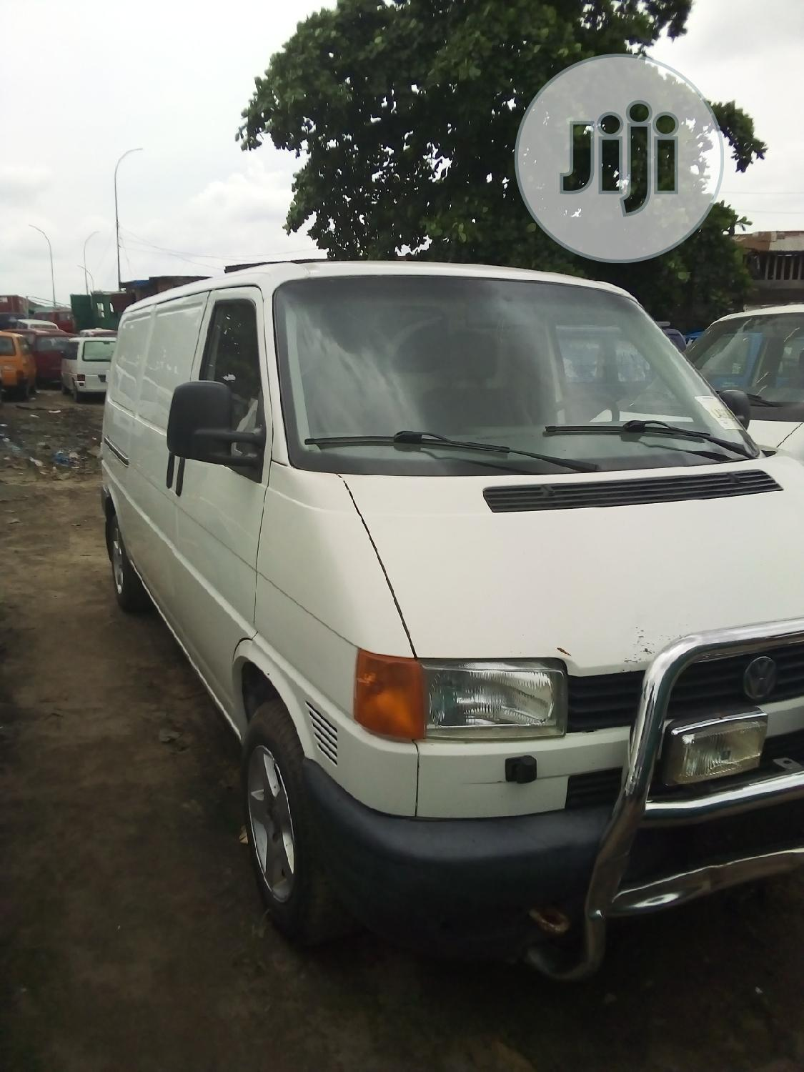 Volkswagen T4 2002 White | Buses & Microbuses for sale in Apapa, Lagos State, Nigeria