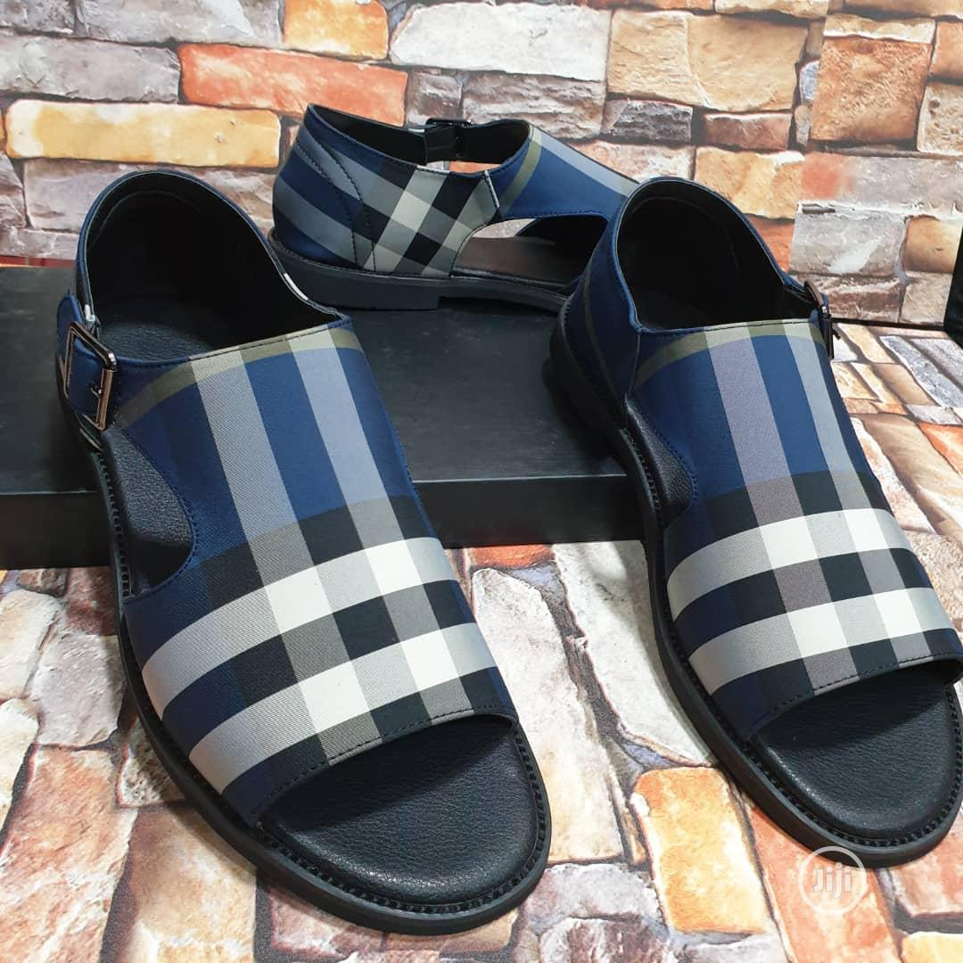 Archive: Burberry Sandals