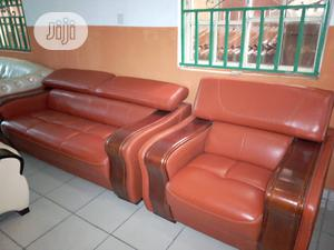 Unique And Quality Foreign Sofa Chair By 7 Seaters | Furniture for sale in Lagos State, Lekki