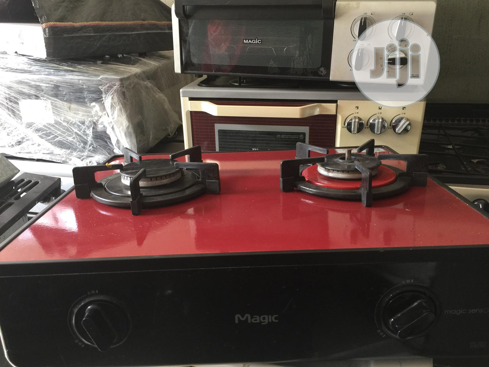 Uk Used Table Top Gas Cooker | Kitchen Appliances for sale in Lagos Island, Lagos State, Nigeria