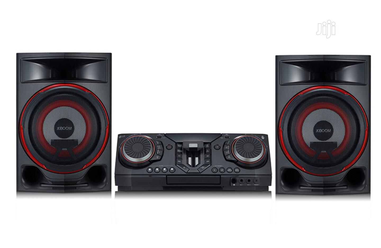 Brand New LG Audio CL87 2350W HI -FI System W/ Multi Color Lightning.