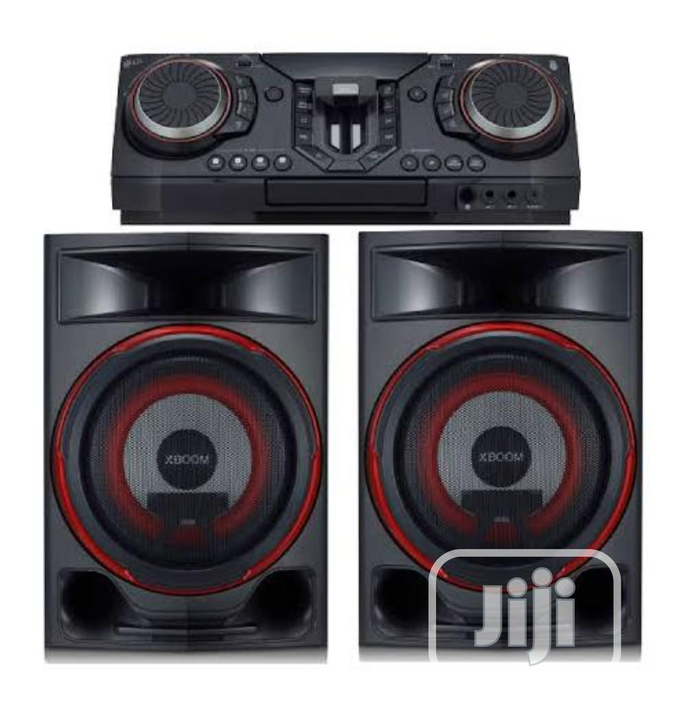 Brand New LG Audio CL87 2350W HI -FI System W/ Multi Color Lightning. | Audio & Music Equipment for sale in Ojo, Lagos State, Nigeria