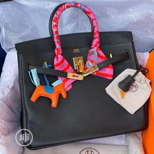 Black Hermes Birkin Bag | Bags for sale in Lagos State, Ikoyi