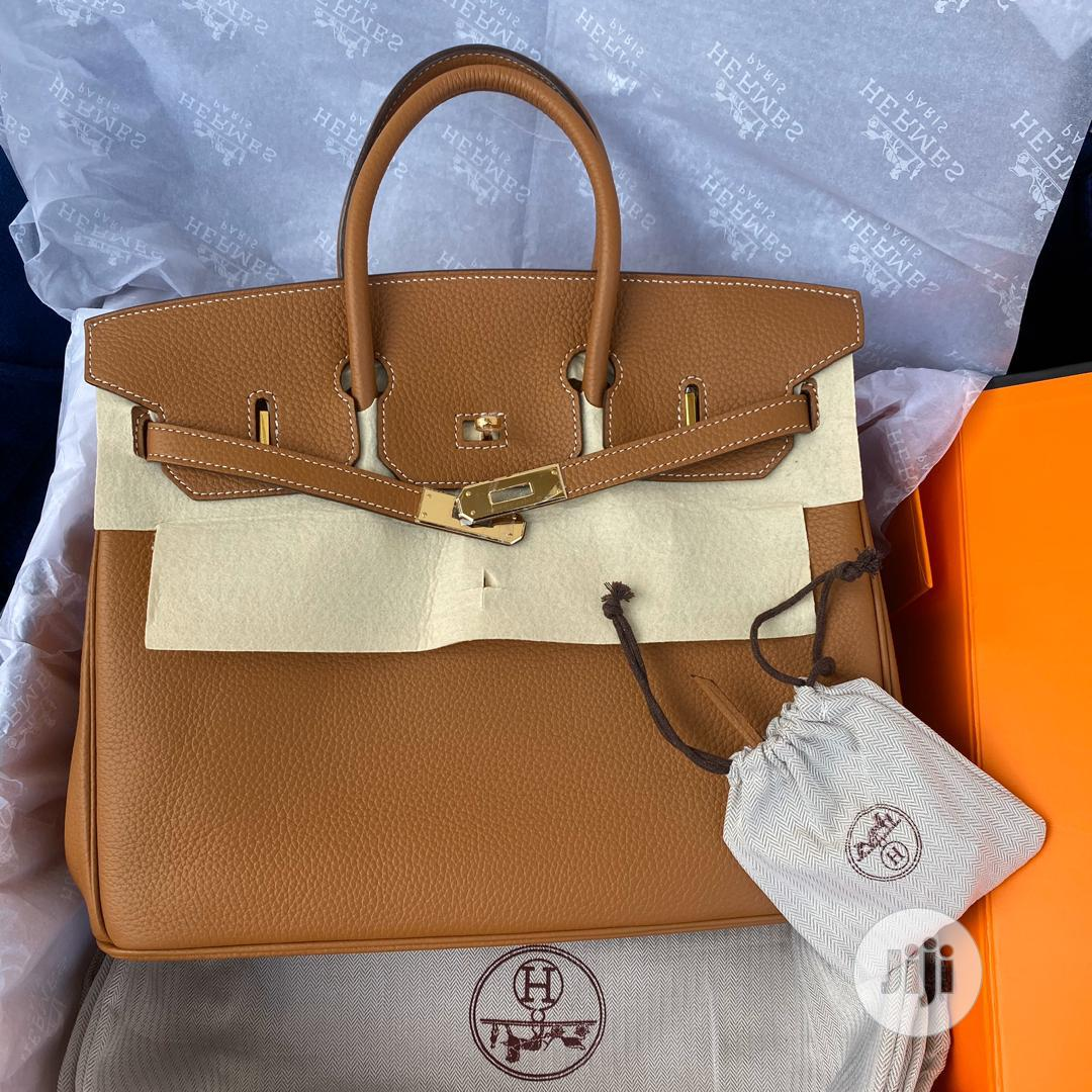 Black Hermes Birkin Bag | Bags for sale in Ikoyi, Lagos State, Nigeria