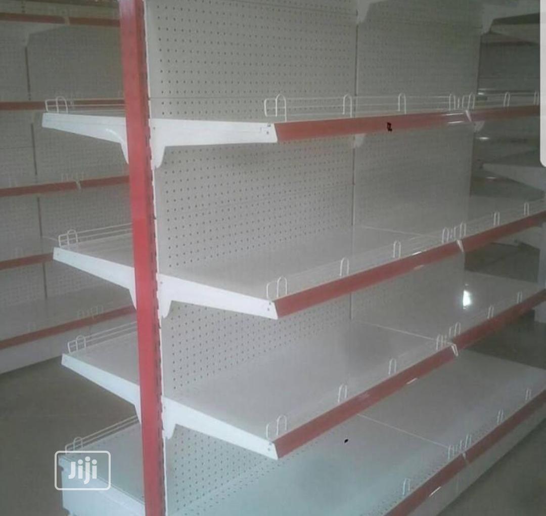 Archive: Supermarket Shelf