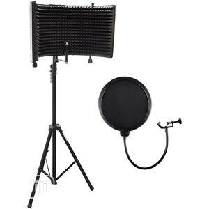 Vocal Booth With Pop Filter And Stand   Accessories & Supplies for Electronics for sale in Lagos State, Lekki