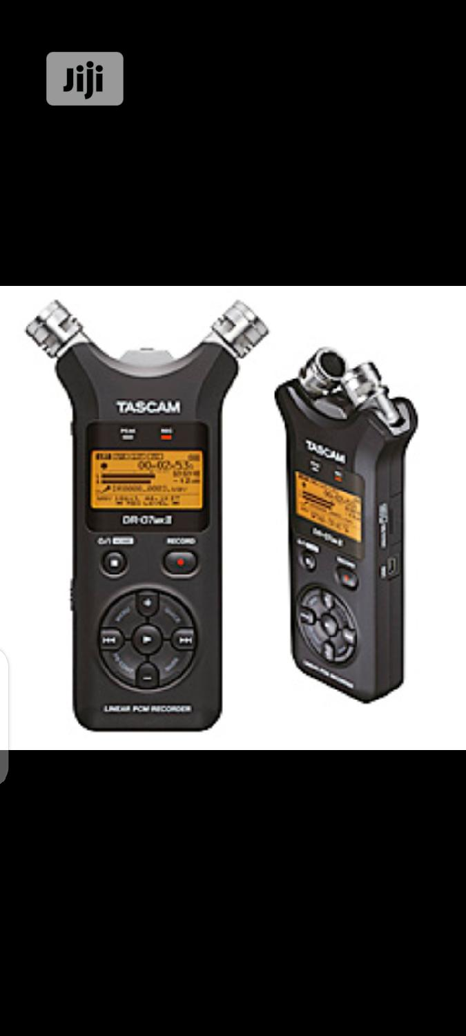 Tascam DR-07 Mkii Recorder | Audio & Music Equipment for sale in Ojo, Lagos State, Nigeria