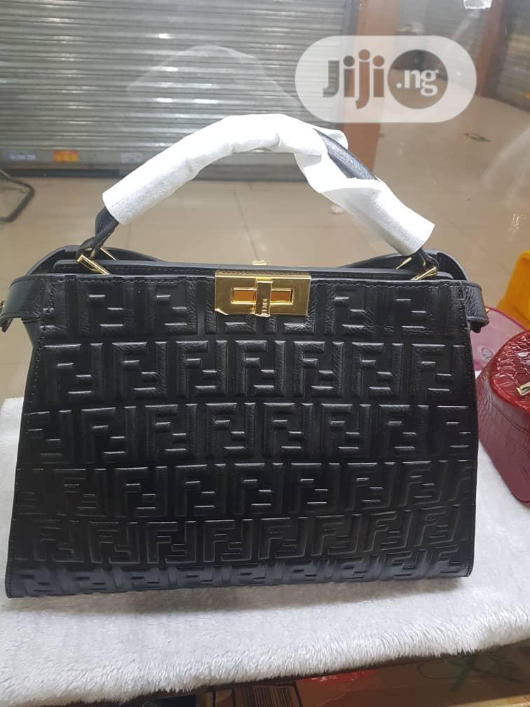 Fendi Italian Handbag