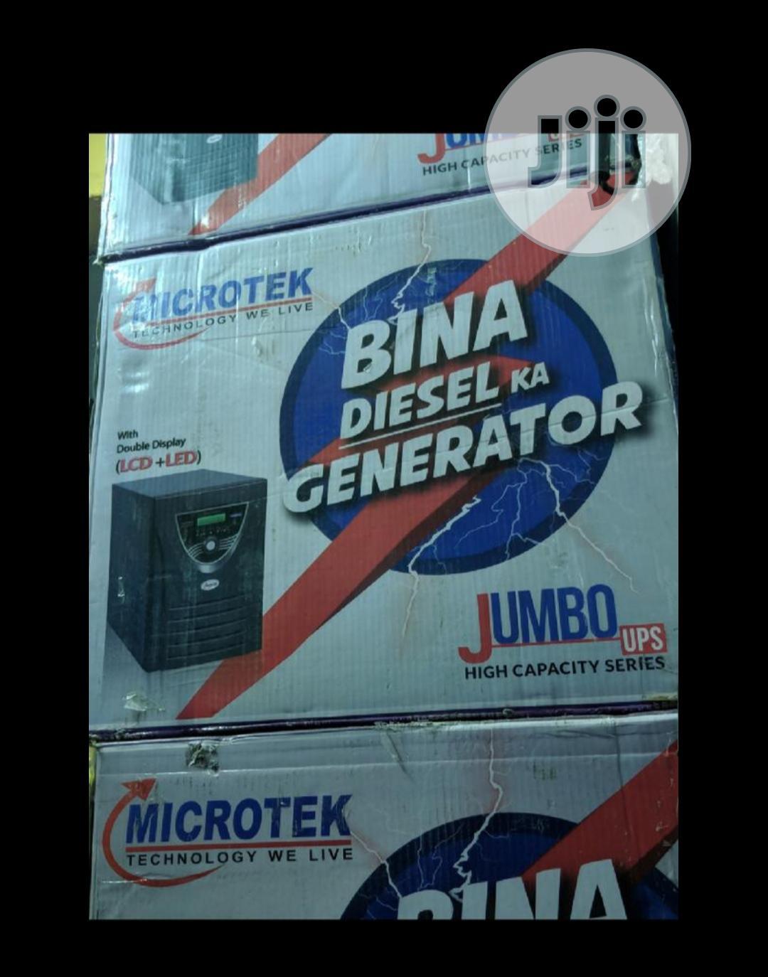 Archive: Microtek 3.5kva 48v Jumbo Inverter
