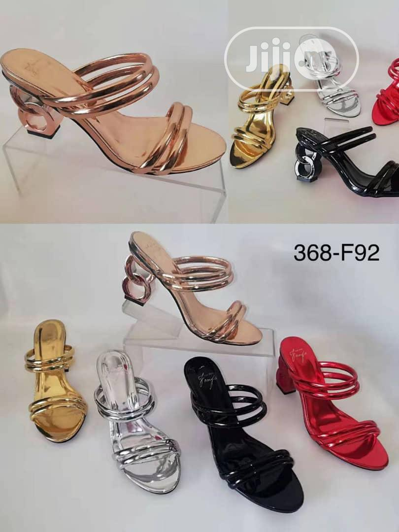 Fashion Slippers for Ladies/Women Available in Different Sizes | Shoes for sale in Gbagada, Lagos State, Nigeria