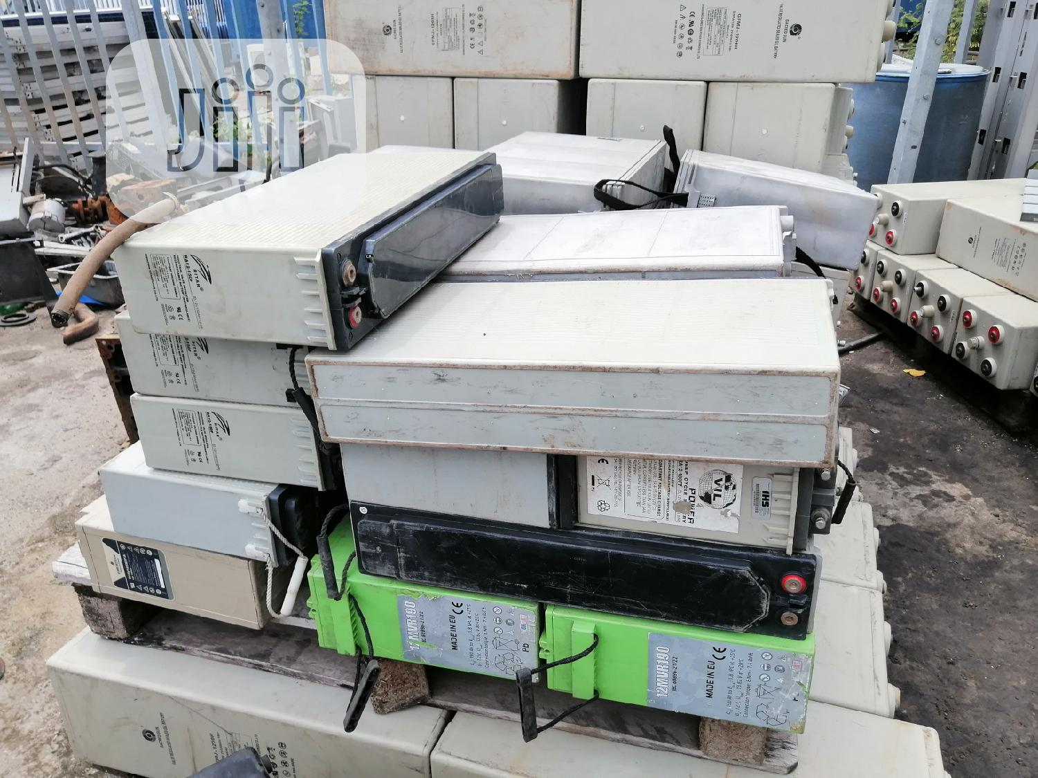 Scrap Battery Buyer Abuja