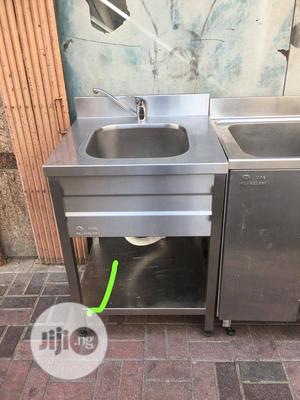 Industrial Single Sink | Restaurant & Catering Equipment for sale in Lagos State, Orile