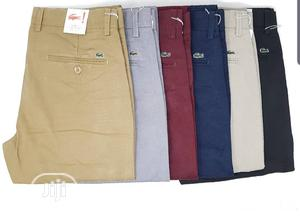 Lacoste Chinos Trousers   Clothing for sale in Lagos State, Lagos Island (Eko)