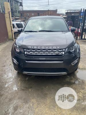 Land Rover Discovery 2015 Gray   Cars for sale in Lagos State, Surulere