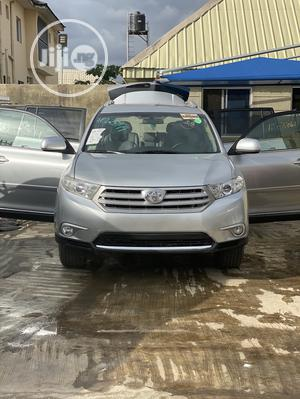 Toyota Highlander 2013 Silver   Cars for sale in Oyo State, Ibadan