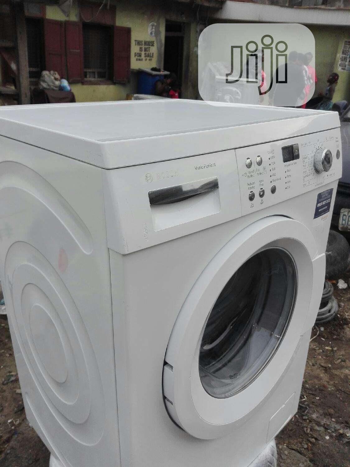 Bosch Washing Machine | Home Appliances for sale in Surulere, Lagos State, Nigeria