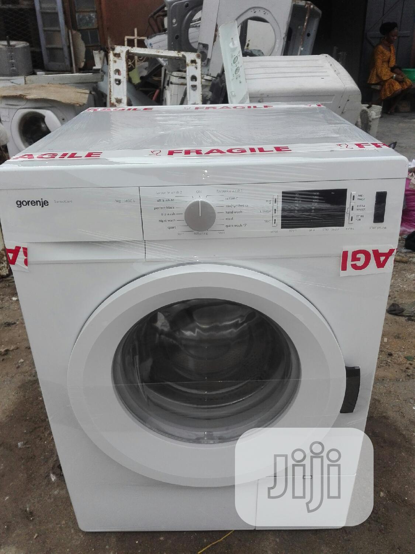 Gorenge Washing Machine | Home Appliances for sale in Surulere, Lagos State, Nigeria