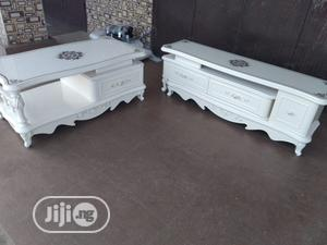 Quality TV Stand With Center Table | Furniture for sale in Lagos State, Ojo