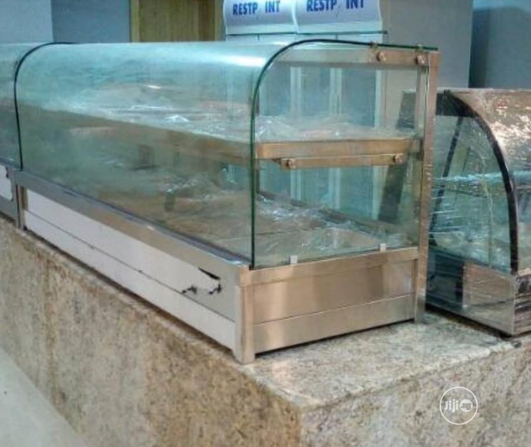 Archive: Curved Food Warmer Imported