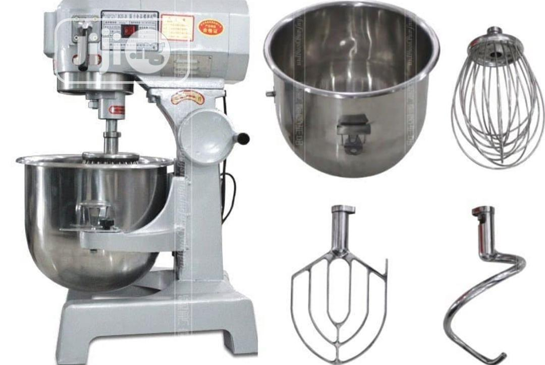 Archive: Grade A Cake Mixer 20 Liters