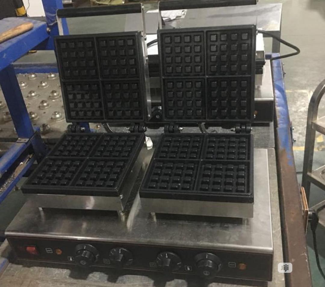 Archive: Double Set Waffle Baker