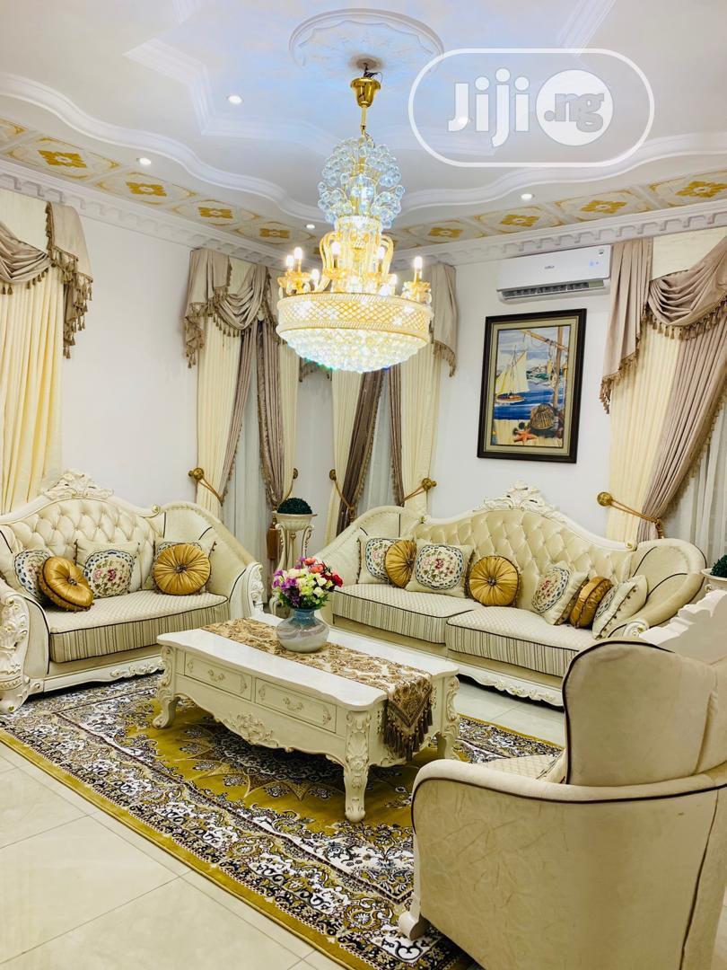 Classic Italian Royal Sofa