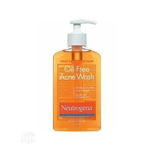 Neutrogena Oil-Free Acne Wash 269ml | Skin Care for sale in Lagos State, Amuwo-Odofin