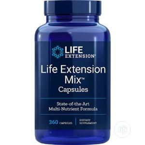 Life Extension Mix Super Multivitamin Tablet - 240 Tablets | Vitamins & Supplements for sale in Lagos State, Ipaja