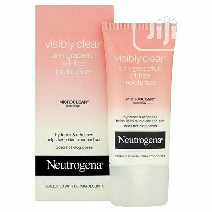 Neutrogena Pink Grapefruit Oil-Free Moisturizer 50ml