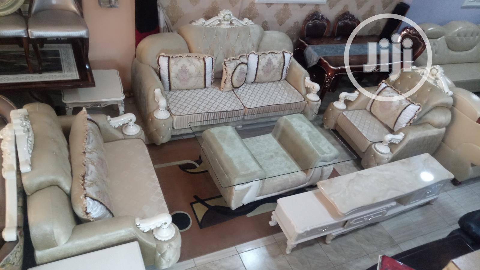 Archive: High Quality 7-Seater Sofa Chair