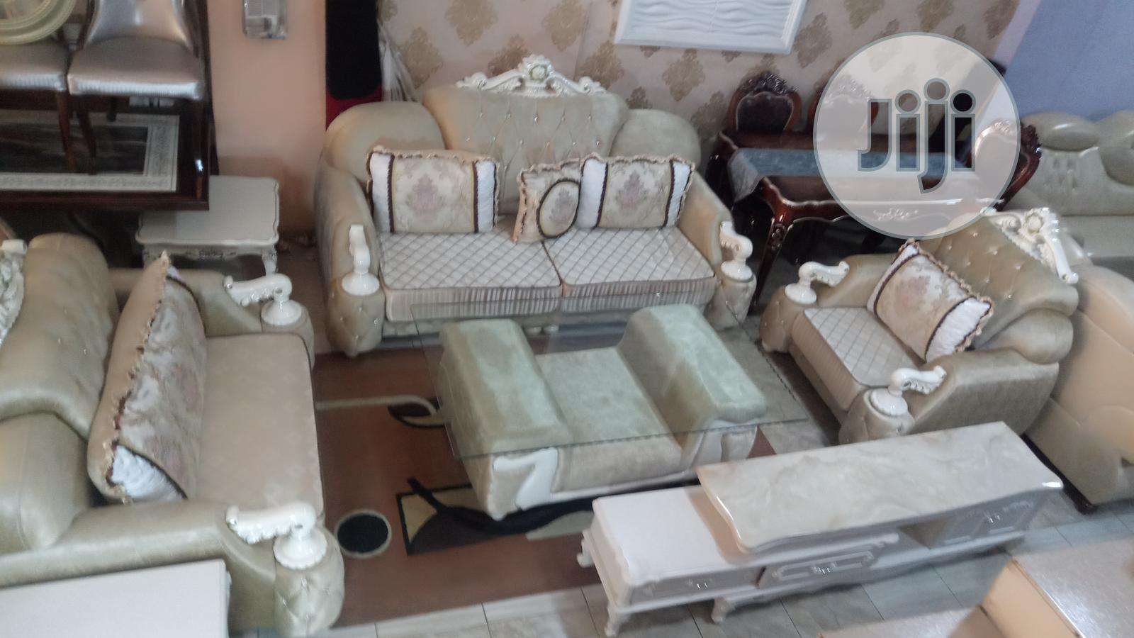 Archive: Brand New Royal 7-Seater Sofa Chair