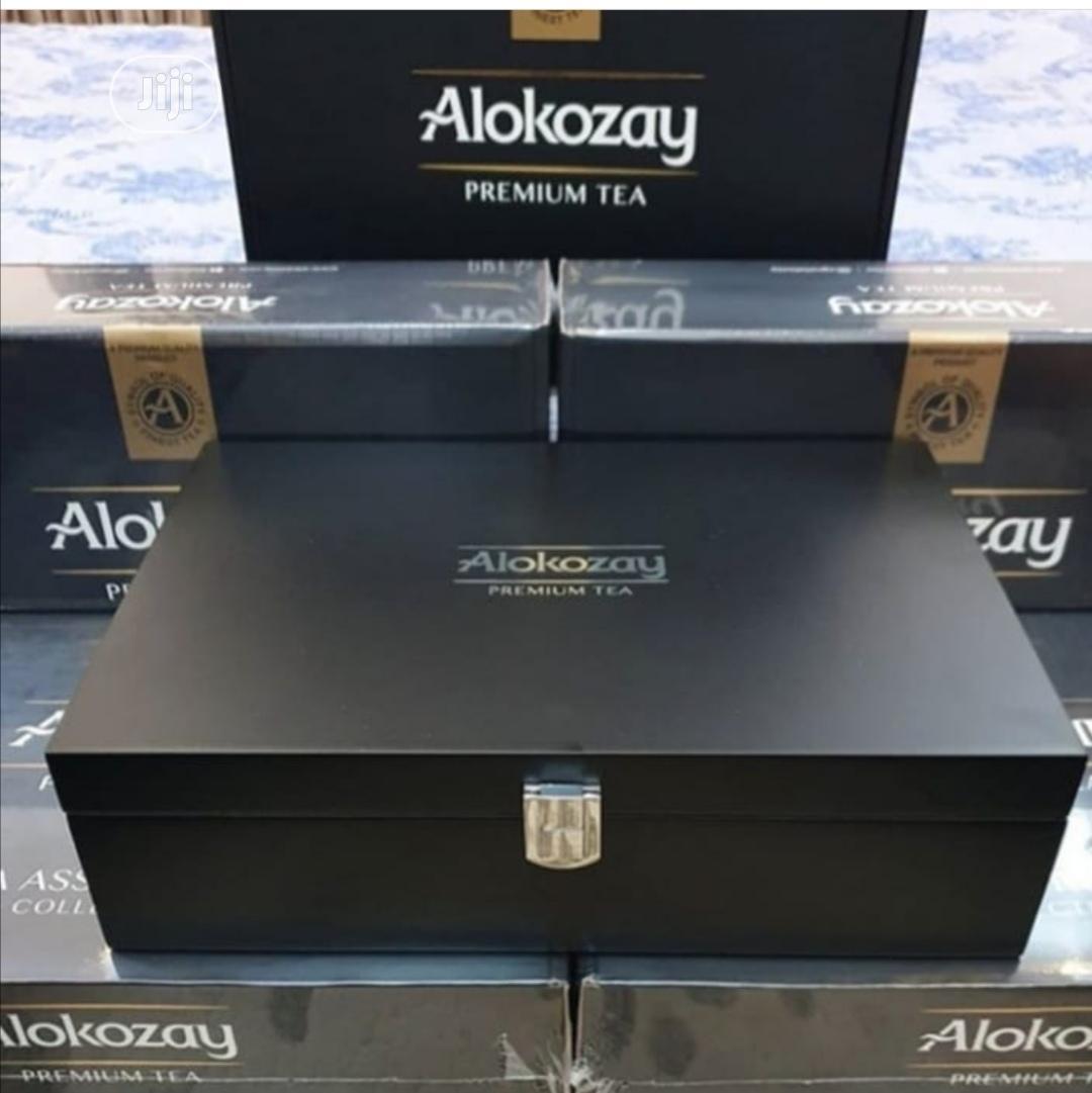 Alokozay Tea Chest