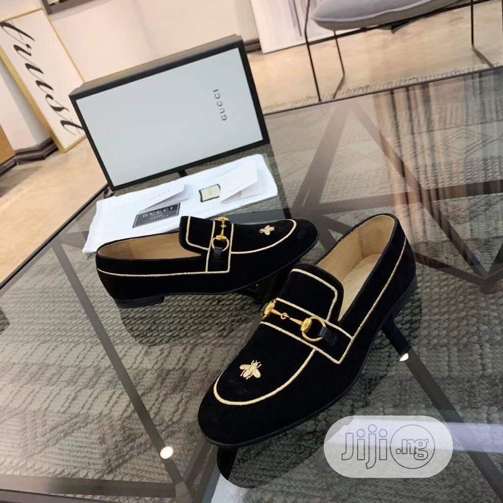 Italian Designer Gucci Loafers