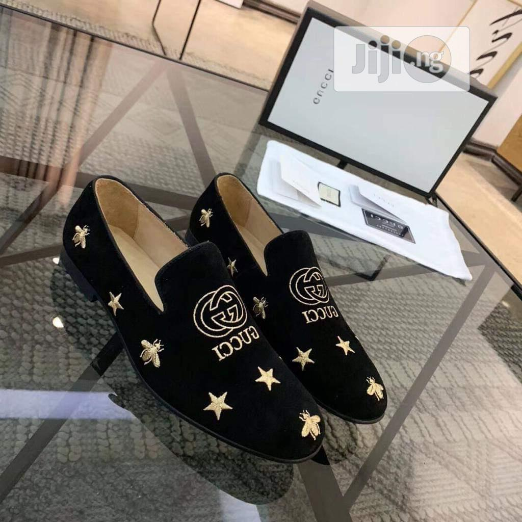 Italian Designer Gucci Loafers | Shoes for sale in Surulere, Lagos State, Nigeria