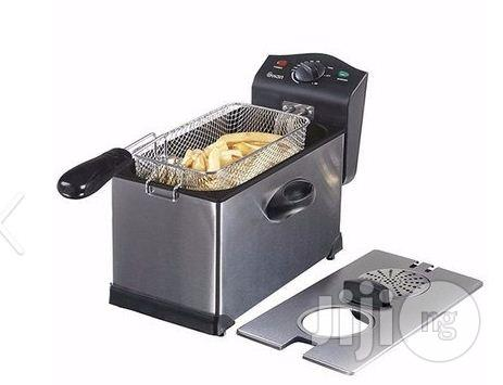 Swan Stainless Steel Deep Fryer | Restaurant & Catering Equipment for sale in Surulere, Lagos State, Nigeria