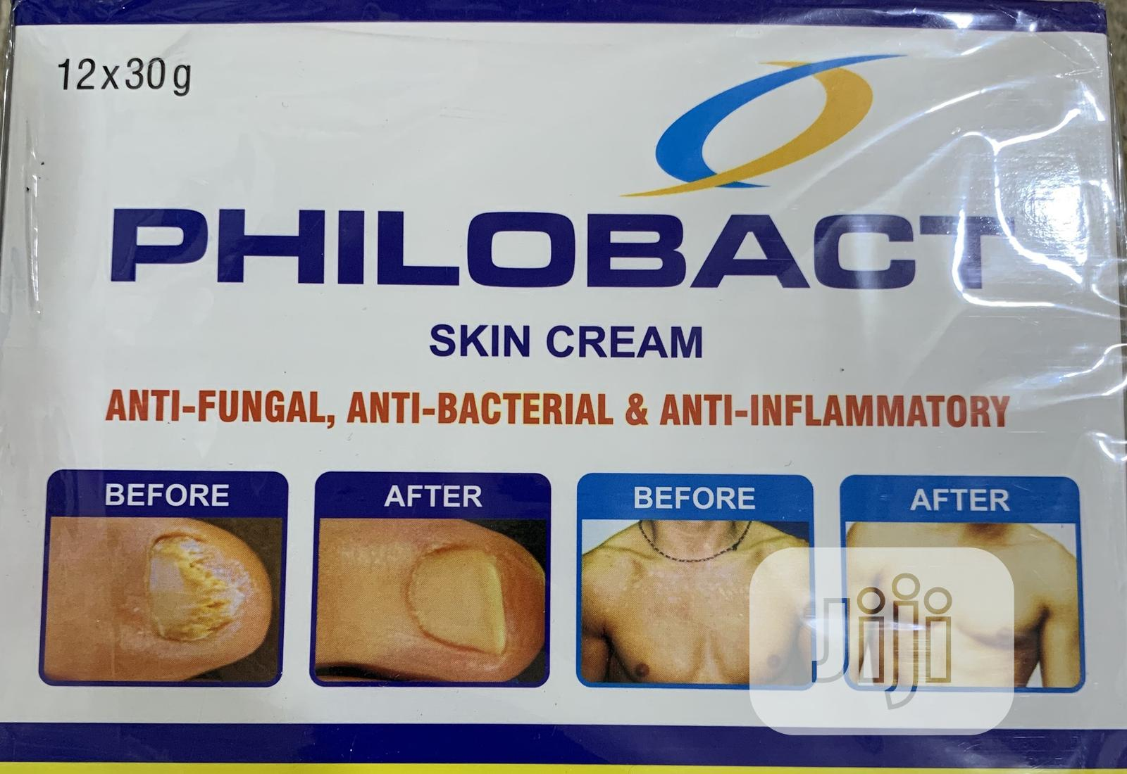 Philobact Skin Cream