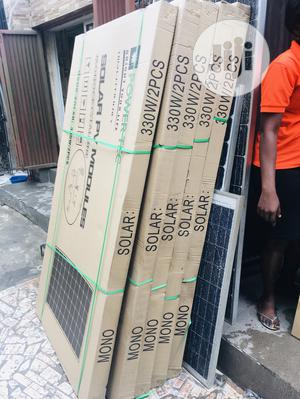 330watts Solar Panel Mono Available | Solar Energy for sale in Lagos State, Ojo