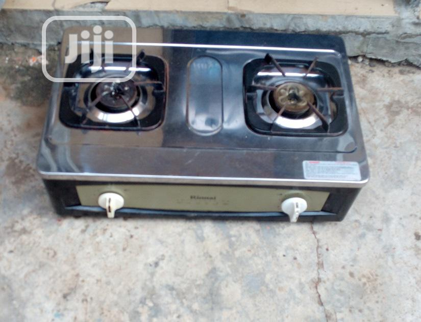 Tokunbo 2 Burner Gas Cooker | Kitchen Appliances for sale in Agege, Lagos State, Nigeria