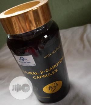 Norland Natural B Carotene Capsules For Anti Aging And Fertility | Vitamins & Supplements for sale in Ogun State, Ijebu Ode