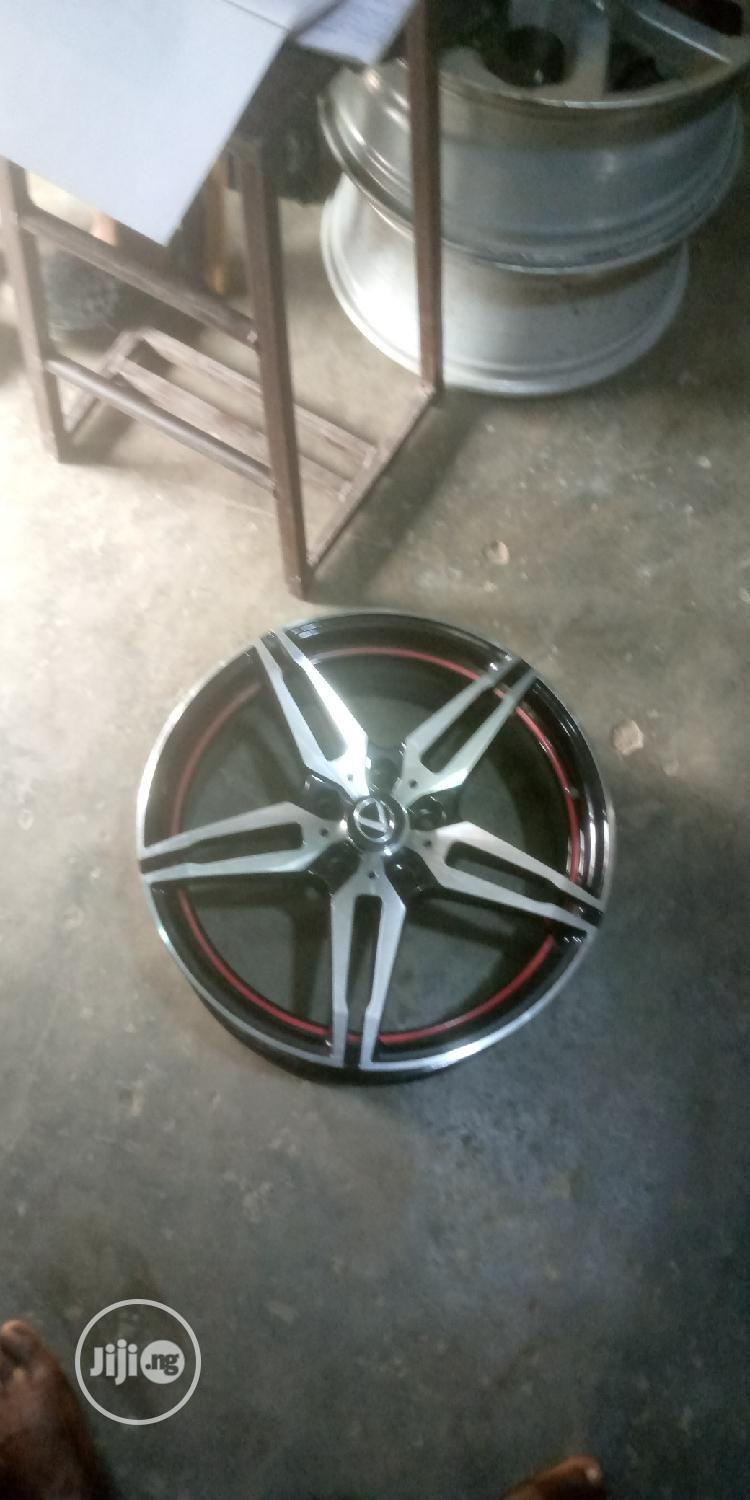 18rim for Lexus Jeep/Cars | Vehicle Parts & Accessories for sale in Mushin, Lagos State, Nigeria