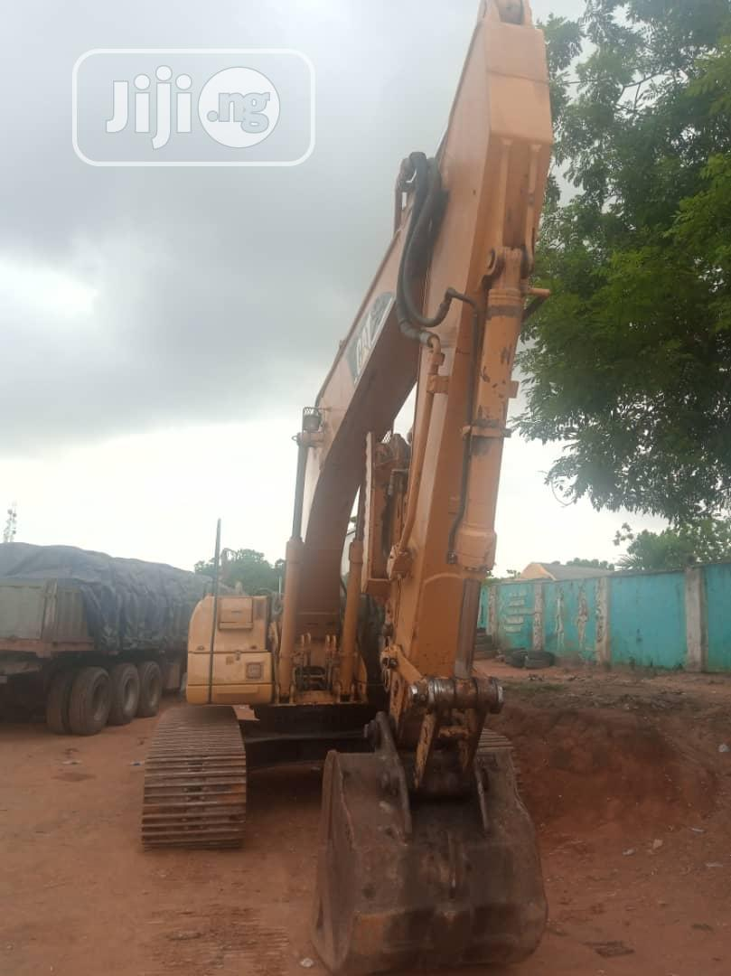For Sale Foreign Used Excavators 320CL 2005 Hydraulic