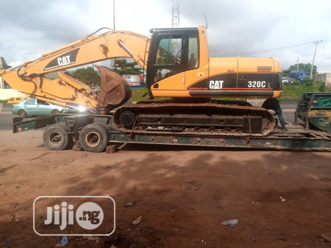 For Sale Foreign Used Excavators 320CL 2005 Hydraulic | Heavy Equipment for sale in Magodo, Lagos State, Nigeria